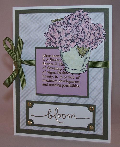 Lauras card