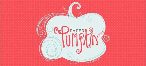 My Paper Pumpkin logo