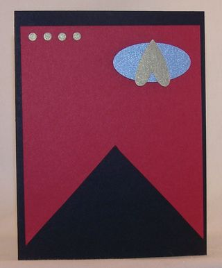 Star Trek Card