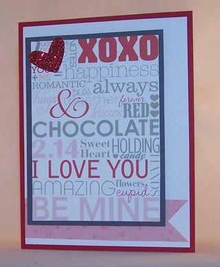 Richards Valentines Day Card